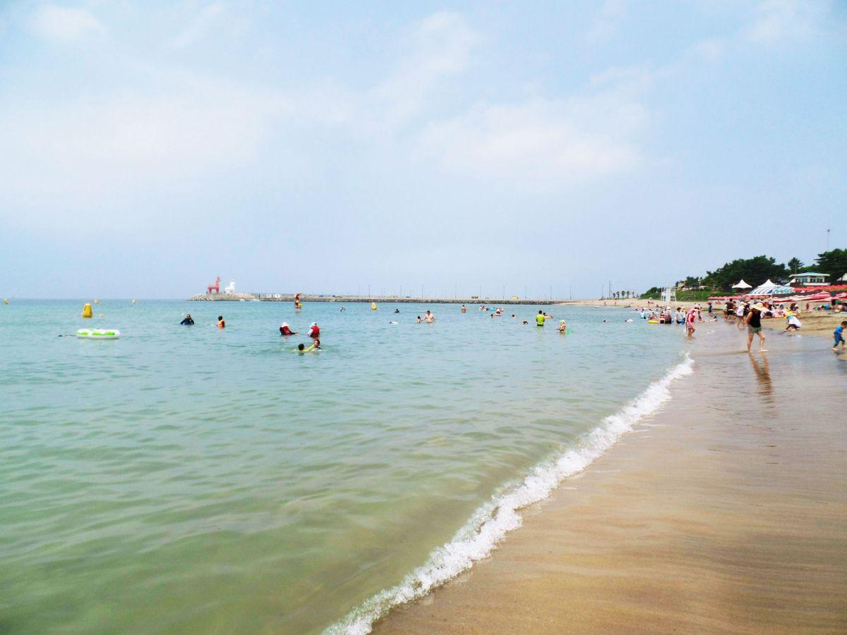 Iho Teu Beach | Jeju Island| 이호테우