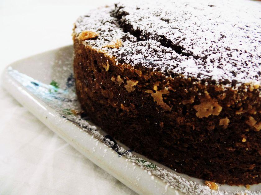Chocolate Zucchini Cake 4