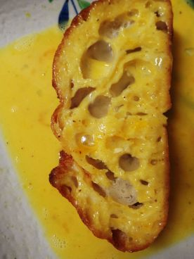 Savory French Toast @ Unepeach 10