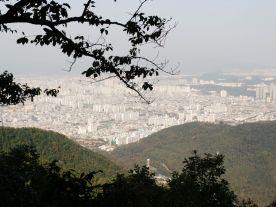 Apsan Mountain 5