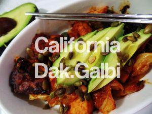 California Dak Galbi