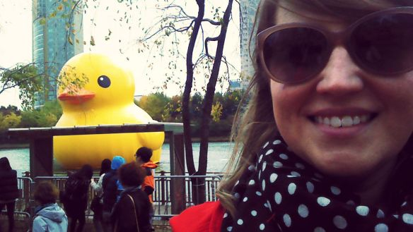 Duck and Me