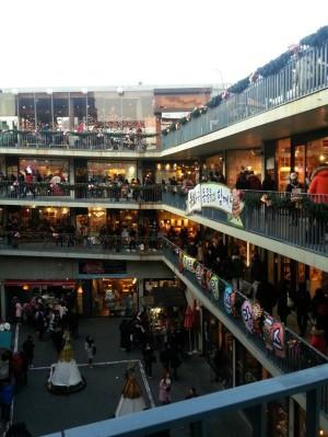 Shopping in Insadong
