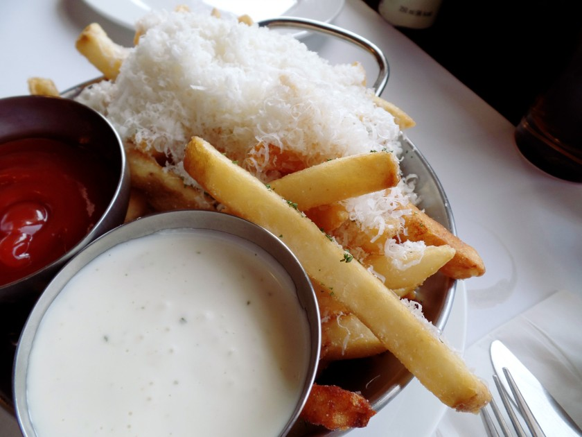 Libertine Parmesan and Herb Fries with Aioli 2