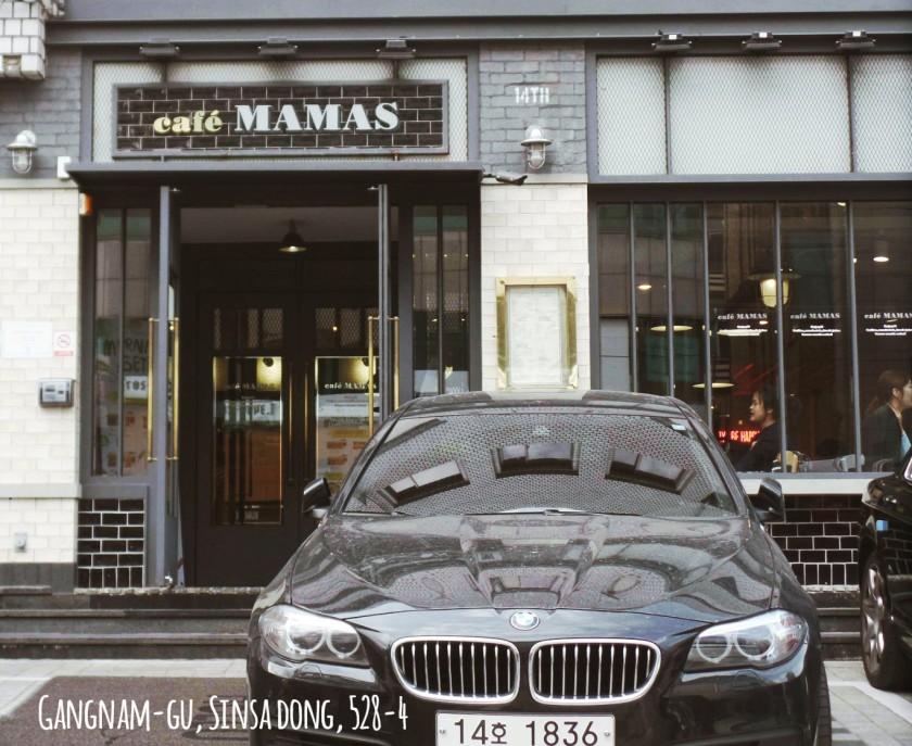 Cafe Mamas Garosugil