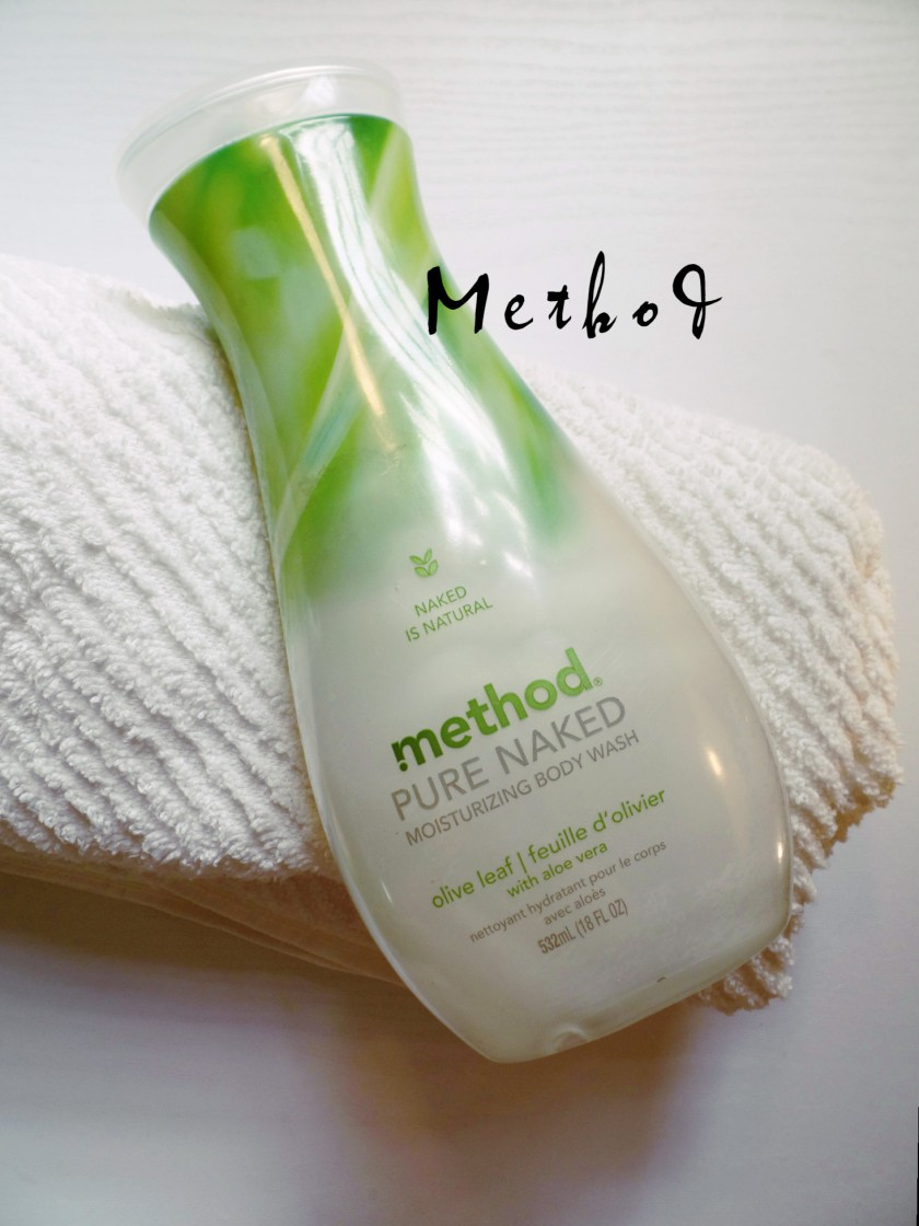method shower gel