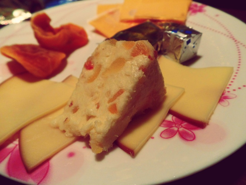 Sad Cheese Plate 2