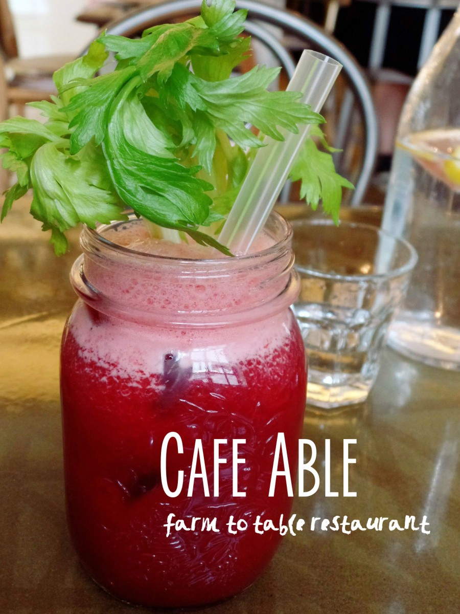 Cafe Able | A Review