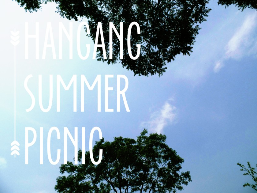summer picnic title