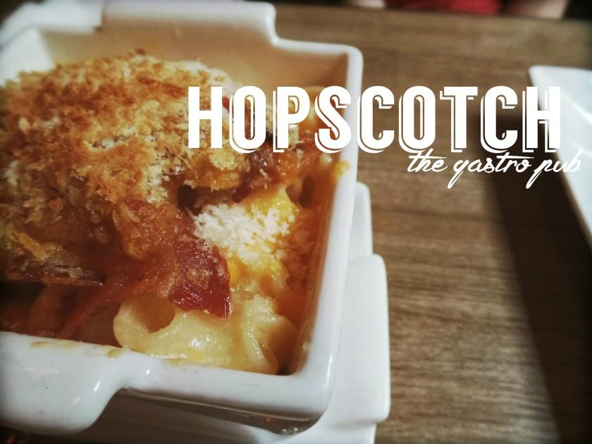 Title hopscotch
