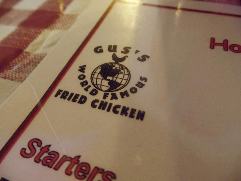 Gus's Memphis Logo