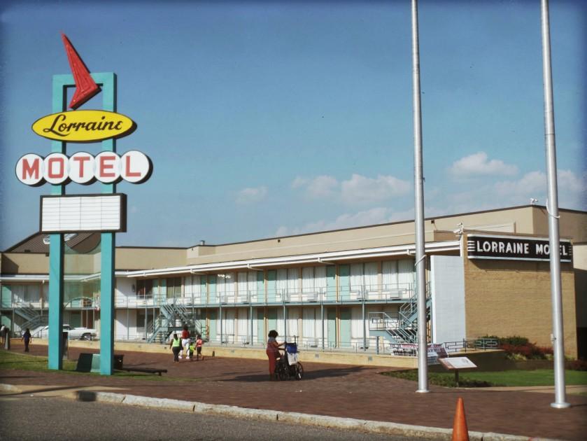 Lorraine Motel Memphis MLK