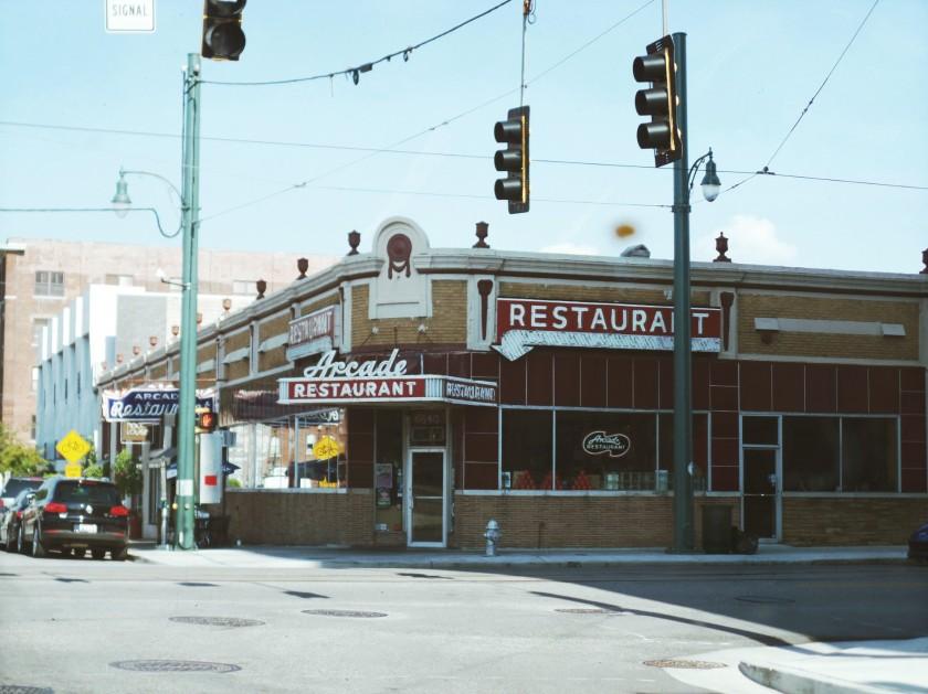 The Arcade Memphis