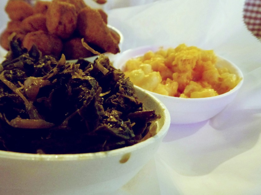 Veggie Plate Gus's Memphis