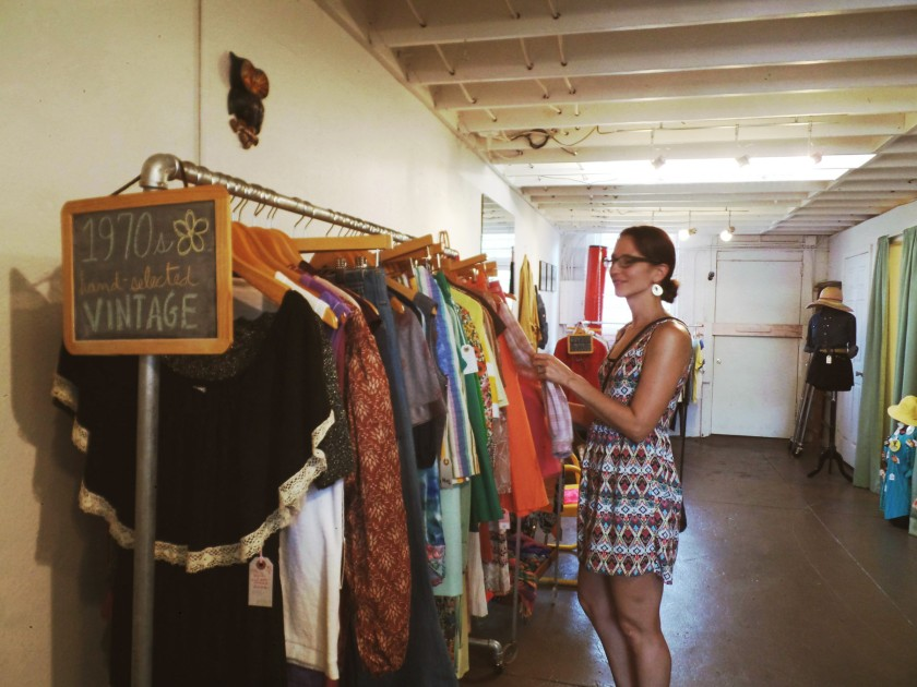 Vintage Clothes Boutique Memphis