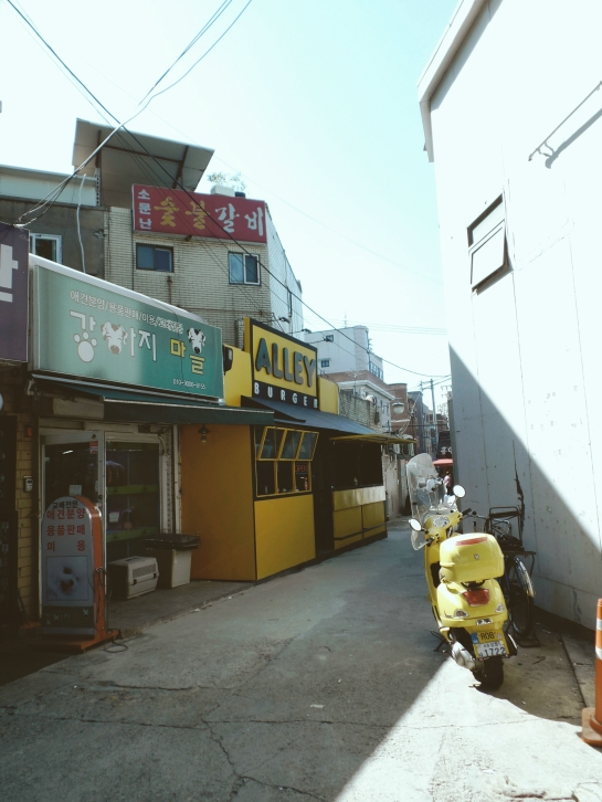 Alley Burgers Seongsu