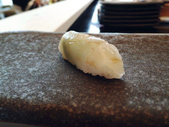 Halibut with Wasabi