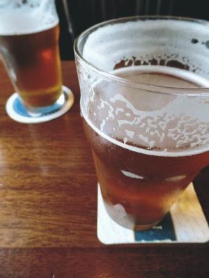 Horse Brass Pub portland Pliney beer