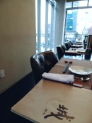 Sushi Shiro Hongdae Seoul Seating