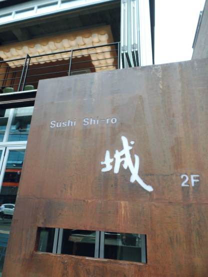 Sushi Shiro Hongdae Seoul