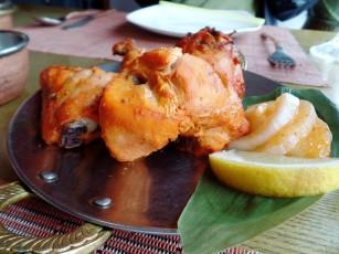 chicken tikka om restaurant samcheong seoul
