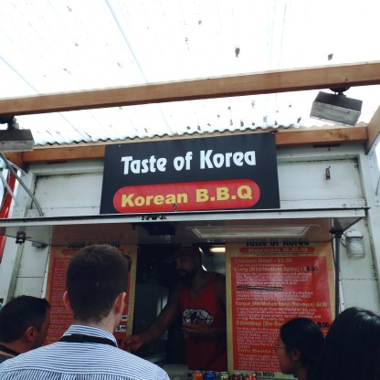 portland oregon foodtrucks korean bbq