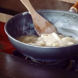 Paon Cooking Class dessert 4
