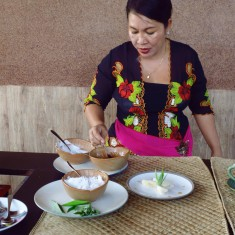 Paon Cooking Class dessert 5