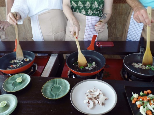 Paon Cooking Class Ubud Cooking