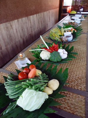 Paon Cooking Class Ubud Ingredients 3
