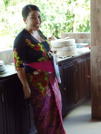 Paon Cooking Class Ubud our Host & Chef