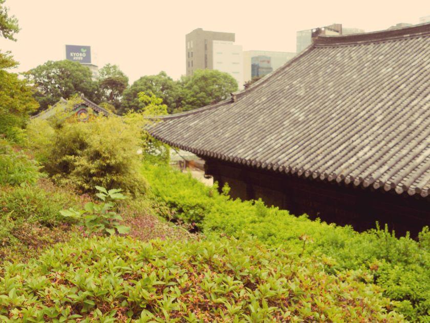 Bongeunsa Temple 17