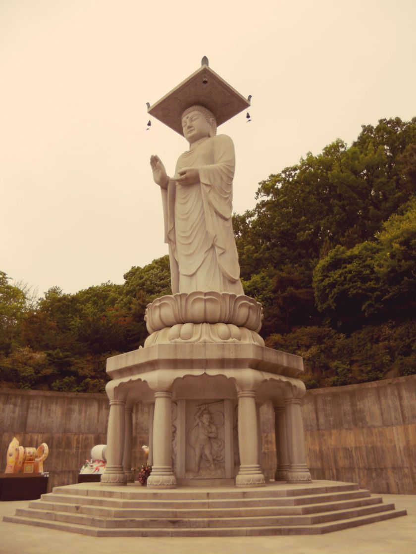 Bongeunsa Temple 34