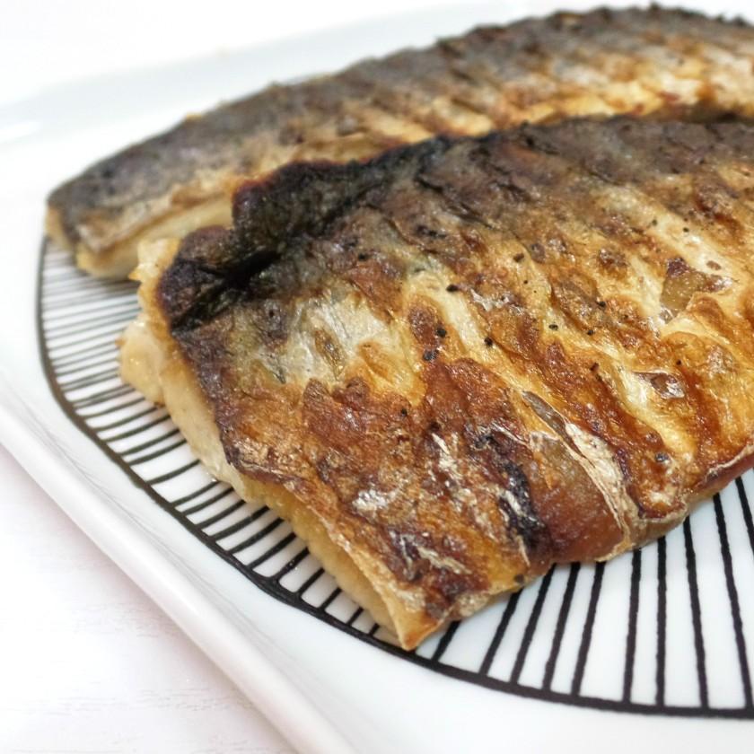 Crispy Skinned Fish 002