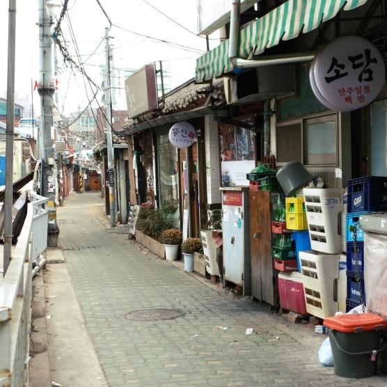 Ikseondong Seoul Hanok Village 001