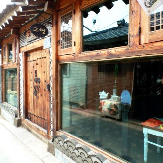 Ikseondong Seoul Hanok Village 009