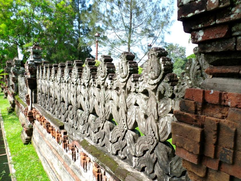 Taman Ayun Temple Gate