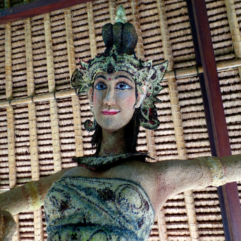 Taman Ayun Temple Rice Goddess 2