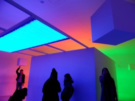 Chromosaturation Carlos Cruz Diez 001