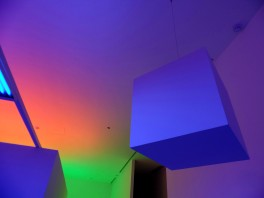 Chromosaturation Carlos Cruz Diez 003