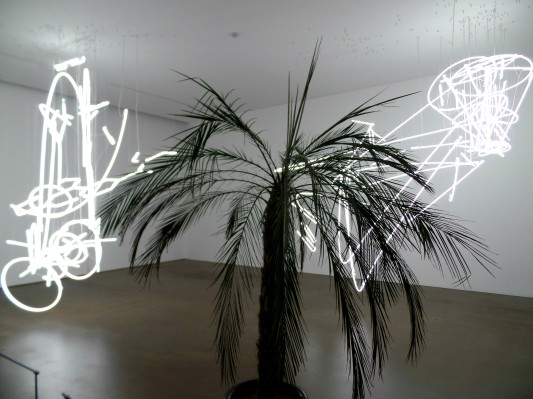 NEON FORMS (AFTER NOH II AND III) 002
