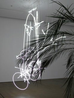NEON FORMS (AFTER NOH II AND III) 003