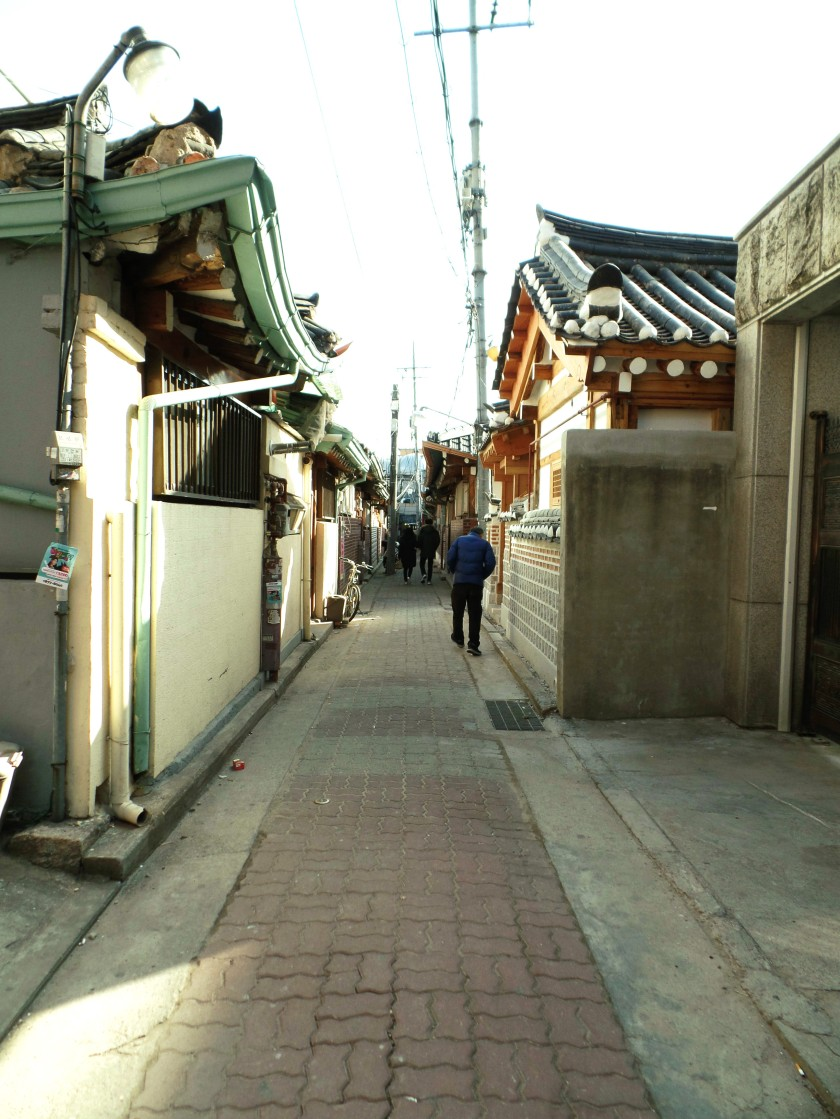Seochon Seoul South Korea 001