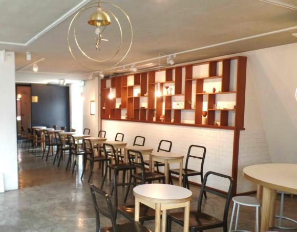 Dore Dore cafe Garosugil Seoul 006
