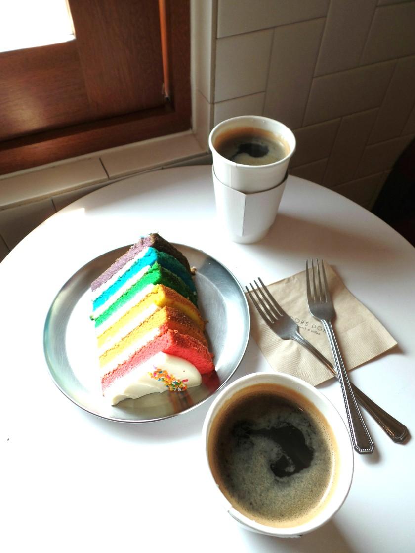 Dore Dore cafe Garosugil Seoul 012