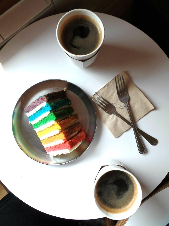Dore Dore cafe Garosugil Seoul 013