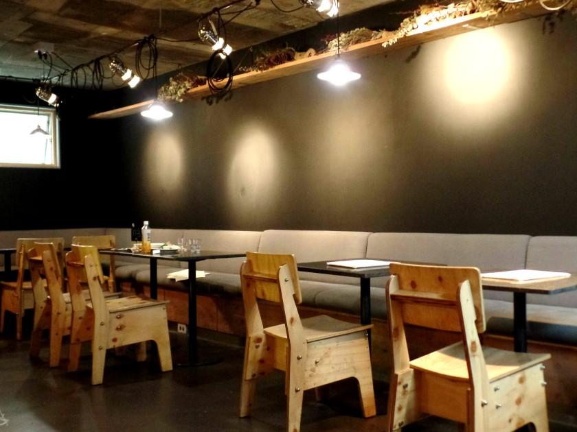 Cafe Long Bread 006