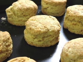 Vegan Buttermilk Biscuits 002