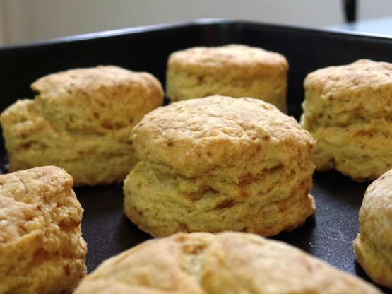 Vegan Buttermilk Biscuits 003