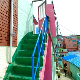 Gamcheon Cultural Village Busan 012